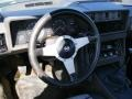 1980 TR7 Drophead Convertible Steering Wheel