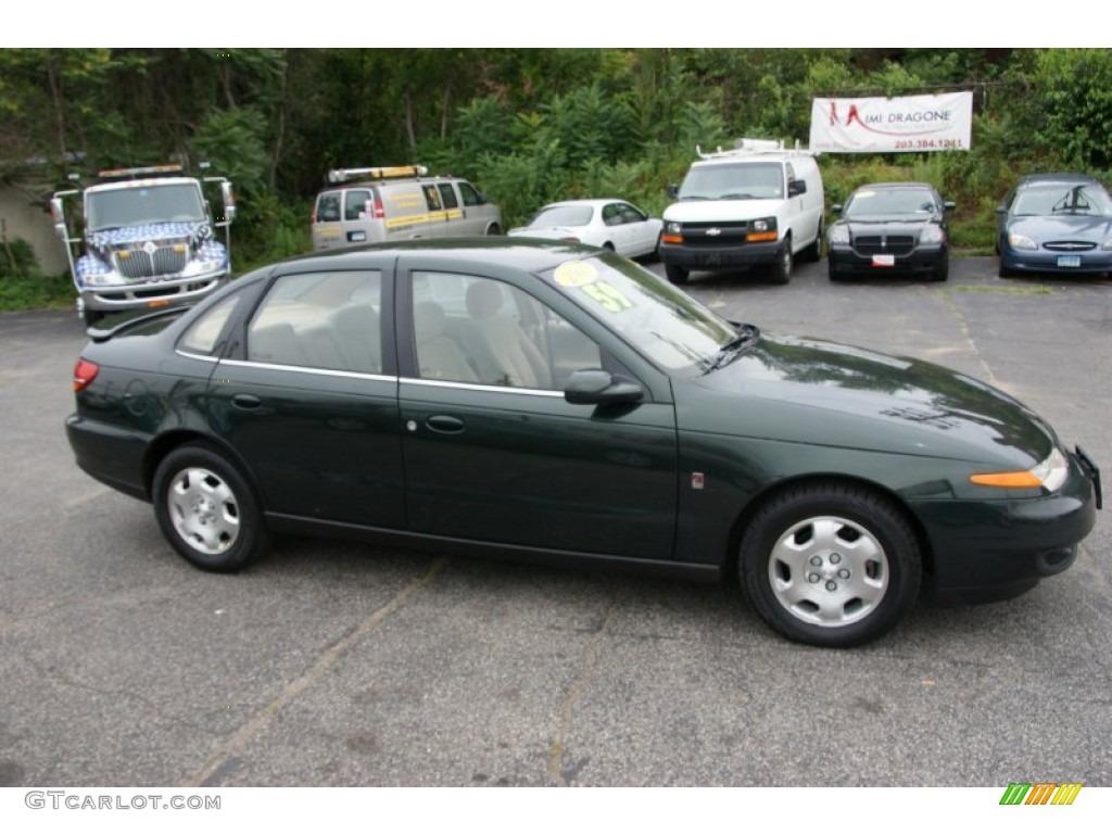 Green 2000 saturn l series ls2 sedan exterior photo 52672630