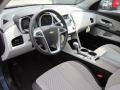 Light Titanium/Jet Black 2011 Chevrolet Equinox Interiors