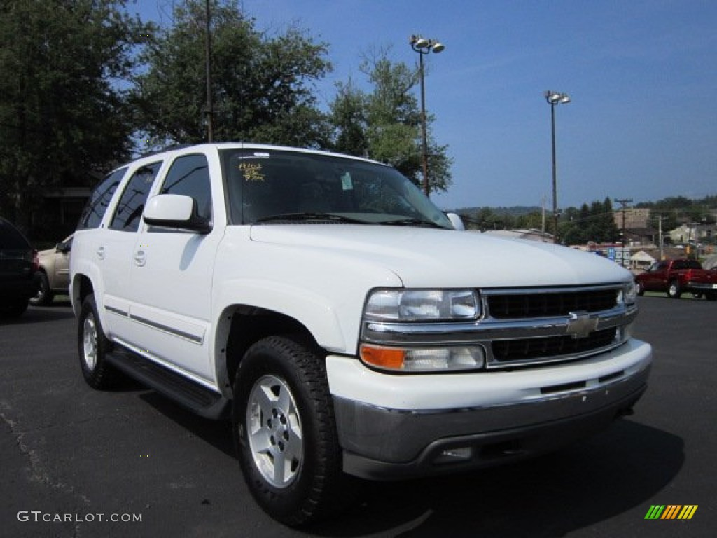 Summit white chevrolet tahoe
