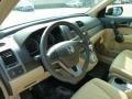 Ivory Prime Interior Photo for 2011 Honda CR-V #52678192