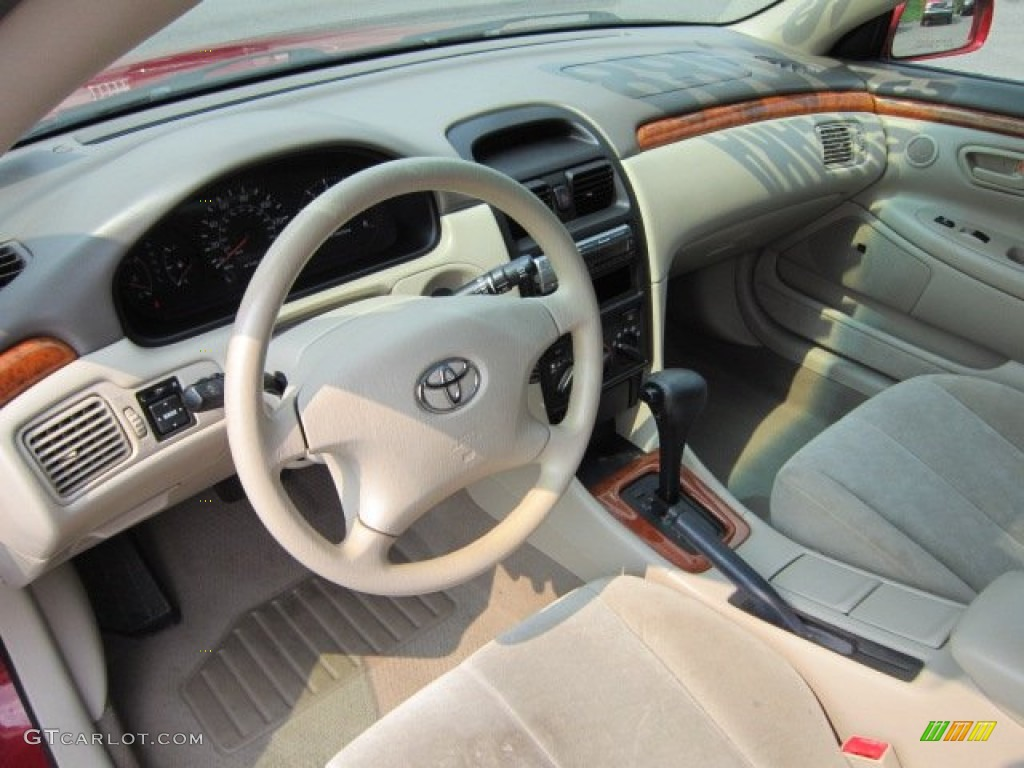 ivory interior 2003 toyota solara se coupe photo 52680261. Black Bedroom Furniture Sets. Home Design Ideas