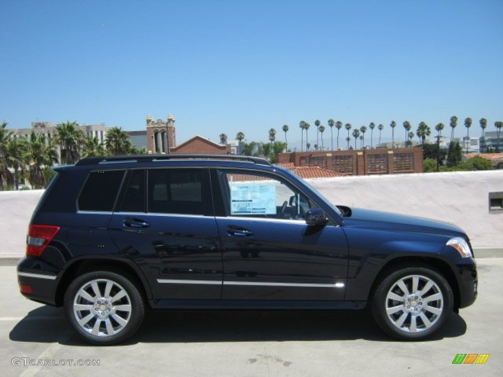Lunar blue metallic 2012 mercedes benz glk 350 4matic for Mercedes benz glk 2012