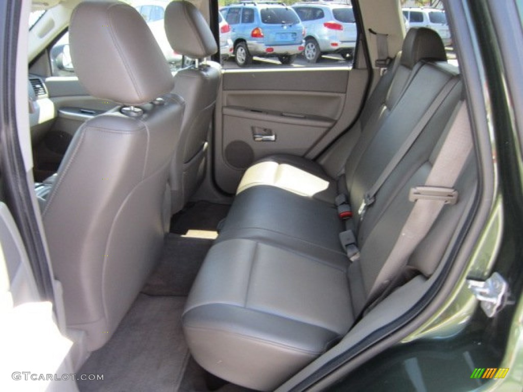 Khaki Interior 2008 Jeep Grand Cherokee Laredo 4x4 Photo 52680822