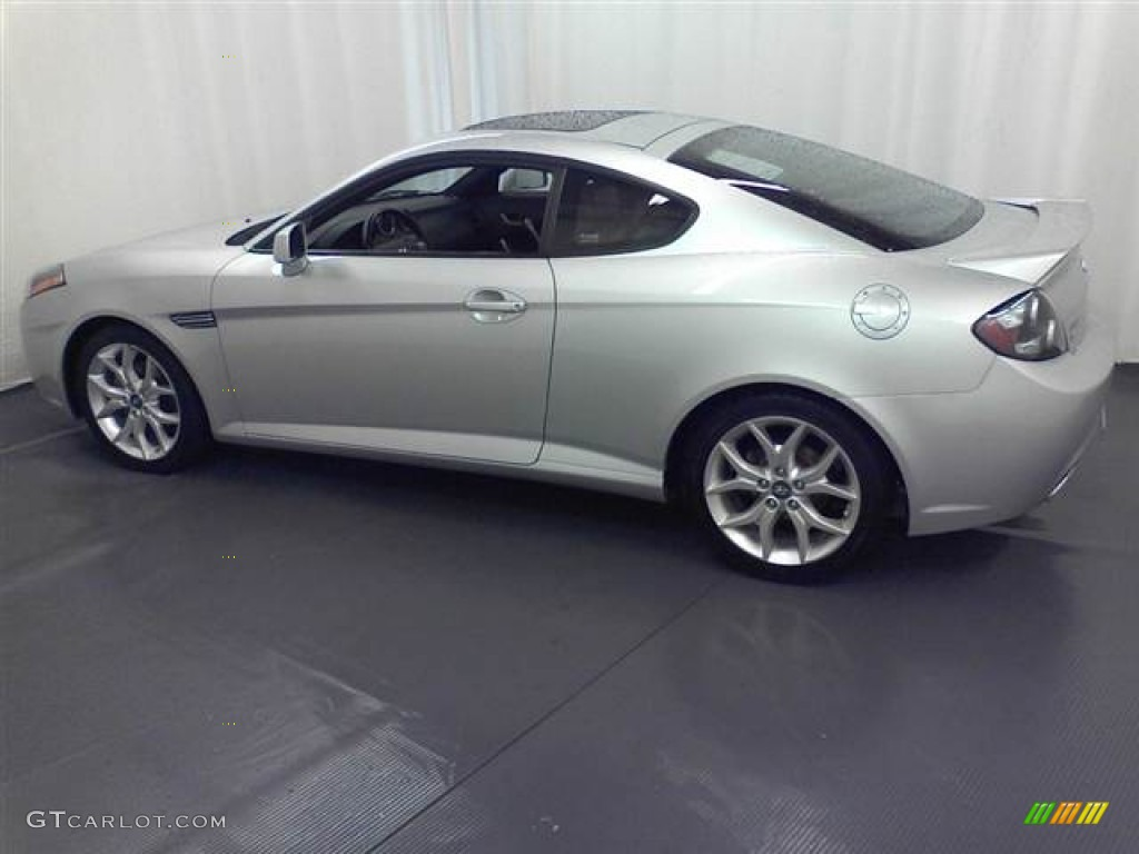 quicksilver 2007 hyundai tiburon gt exterior photo. Black Bedroom Furniture Sets. Home Design Ideas