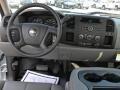 Dark Titanium Dashboard Photo for 2011 Chevrolet Silverado 1500 #52684269
