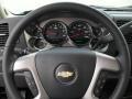 2011 Black Chevrolet Silverado 1500 LT Extended Cab  photo #11