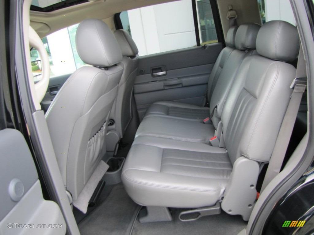 2006 Dodge Durango Interior 2018 Dodge Reviews