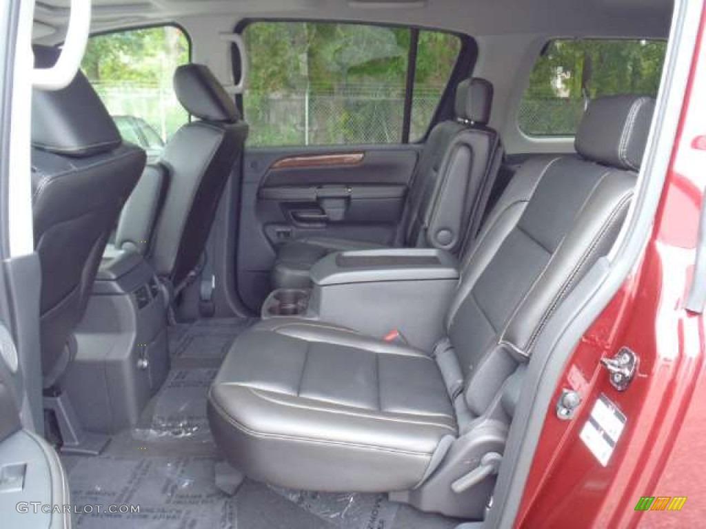 2011 Nissan Armada Platinum Interior Photo #52689024