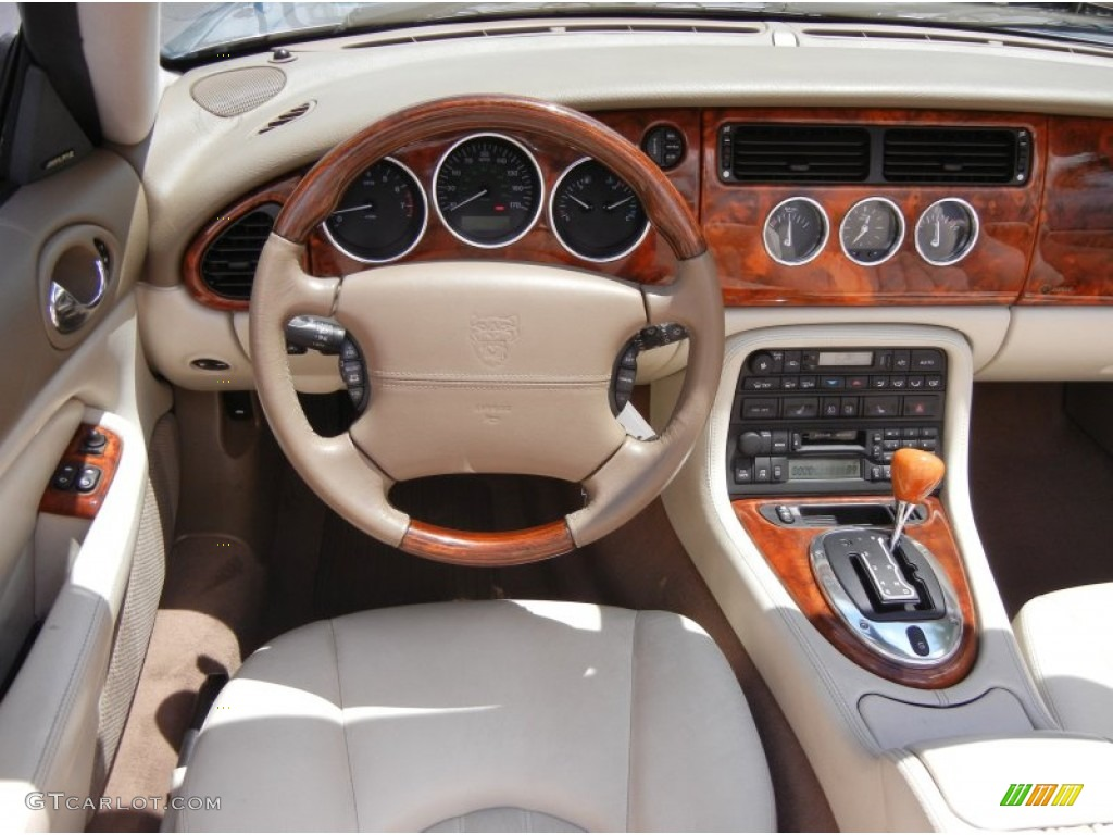 [Removing Instrument Panel From A 2010 Jaguar Xk] - Wood ...