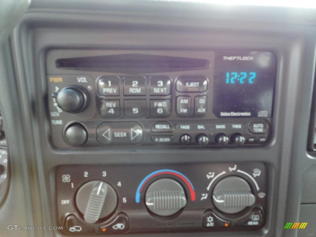 2000 Silverado 1500 Z71 Extended Cab 4x4 - Onyx Black / Graphite photo #13