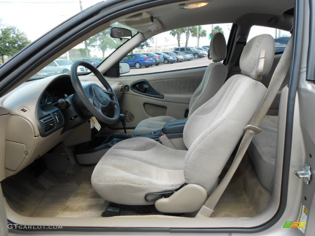 Neutral interior 2004 chevrolet cavalier ls coupe photo - 2003 chevy cavalier interior parts ...