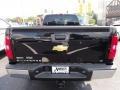 2011 Black Chevrolet Silverado 1500 LT Extended Cab 4x4  photo #5
