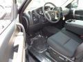 2011 Black Chevrolet Silverado 1500 LT Extended Cab 4x4  photo #8