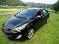 Front 3/4 View of 2012 Elantra Limited