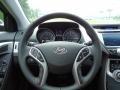 2012 Elantra Limited Steering Wheel