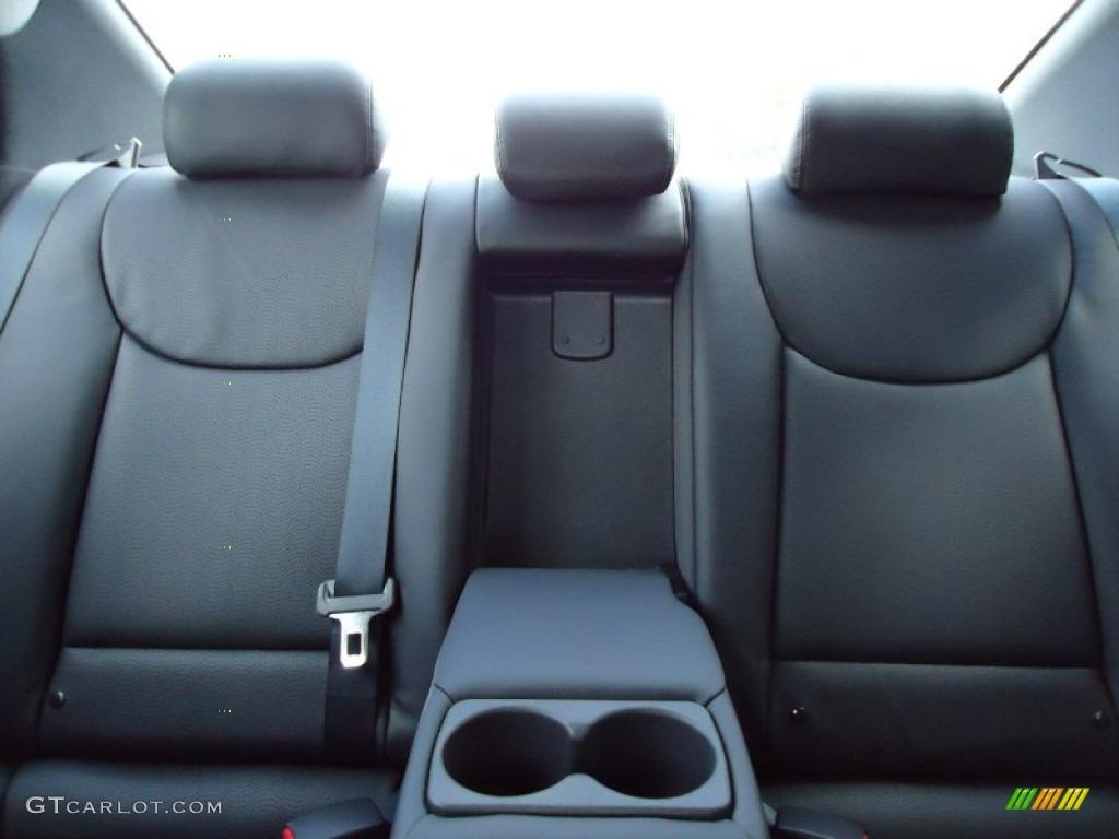 Black Interior 2012 Hyundai Elantra Limited Photo 52720188 Gtcarlot Com