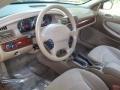 Sandstone Prime Interior Photo for 2002 Chrysler Sebring #52721061