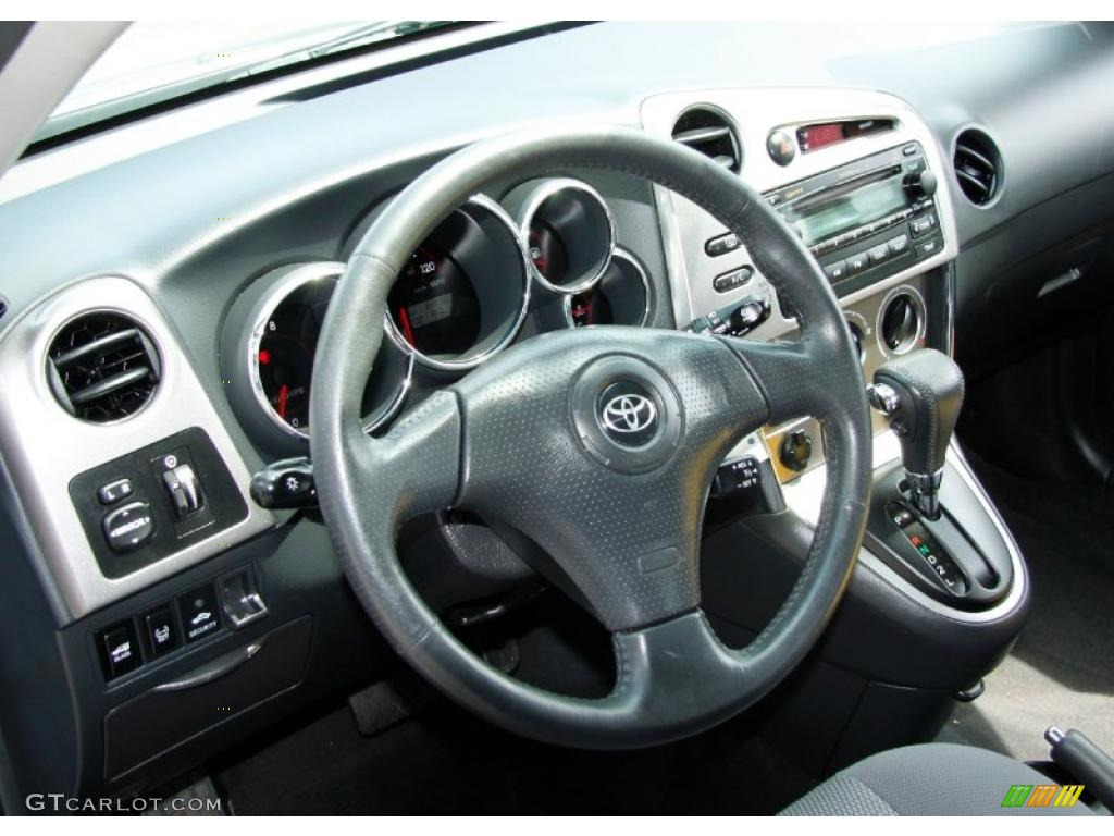 2006 Toyota Matrix Xr Awd Interior Photos