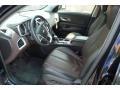 Jet Black/Brownstone Interior Photo for 2010 Chevrolet Equinox #52735984