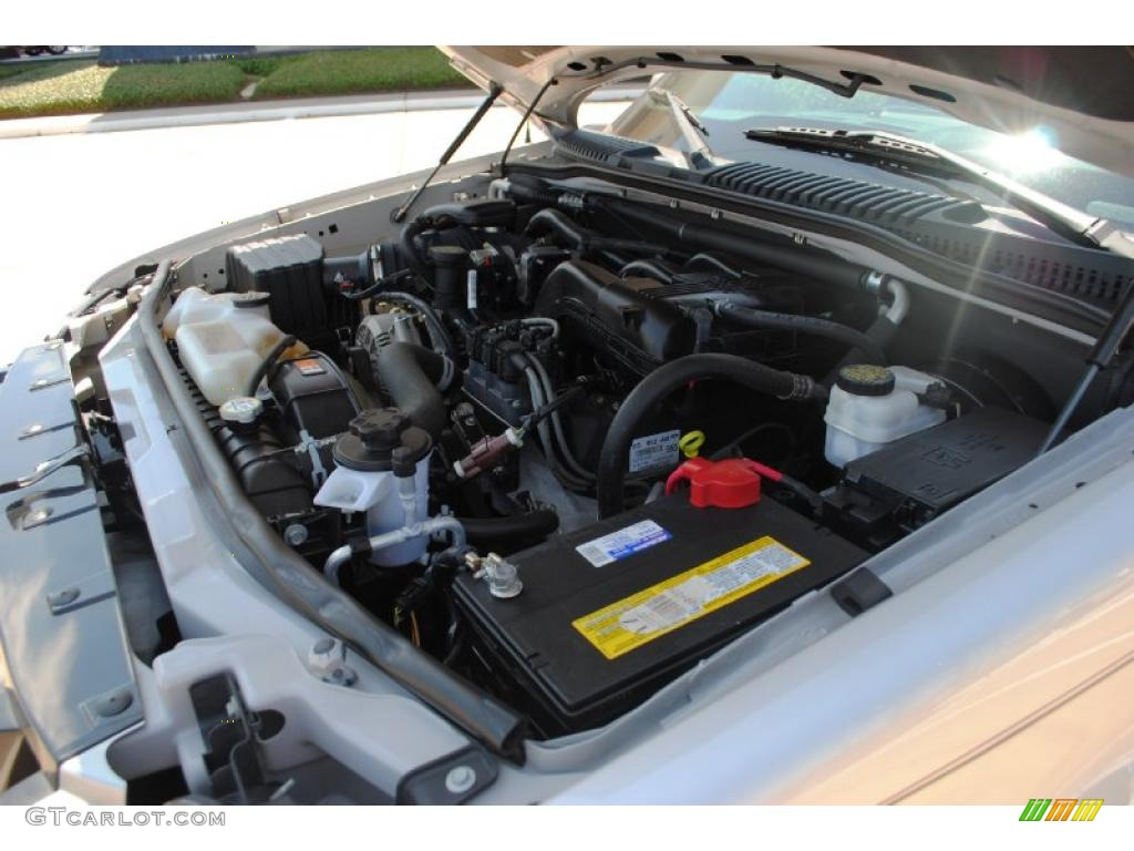 2008 ford explorer sport trac adrenalin 4 0 liter sohc 12. Black Bedroom Furniture Sets. Home Design Ideas