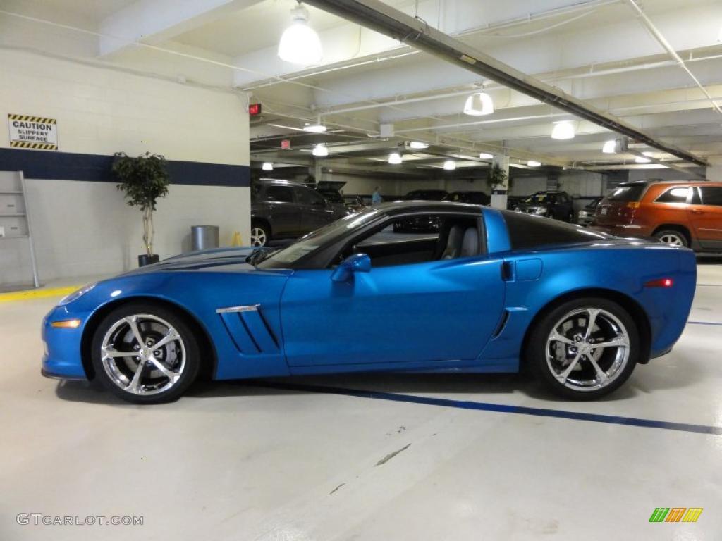 jetstream blue metallic 2010 chevrolet corvette grand sport coupe exterior photo 52739288. Black Bedroom Furniture Sets. Home Design Ideas