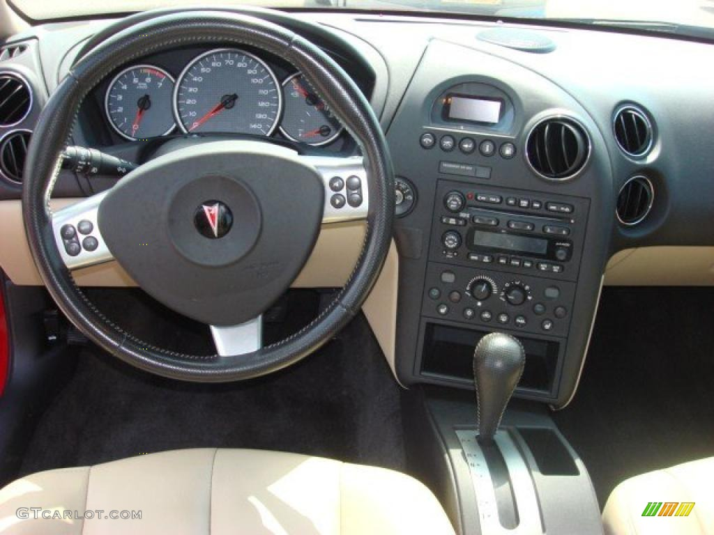 2007 Pontiac Grand Prix Gt Sedan Dashboard Photos