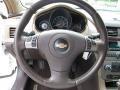 Cocoa/Cashmere Beige Steering Wheel Photo for 2008 Chevrolet Malibu #52764168