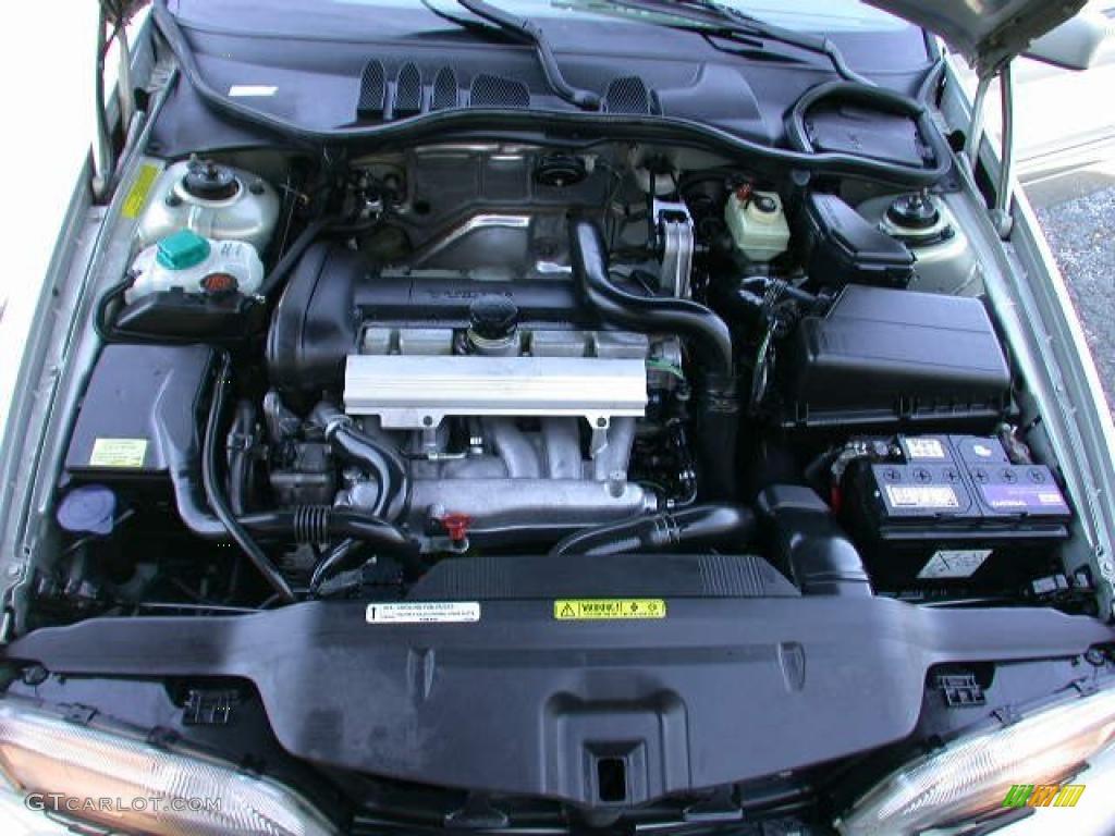 2000 Volvo C70 Lt Convertible Engine Photos