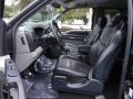 Black 2002 Ford F350 Super Duty Interiors