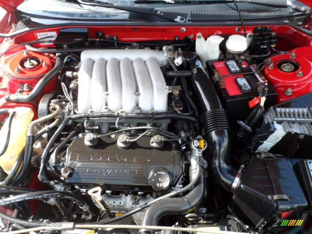 on 1996 Chrysler Sebring Convertible