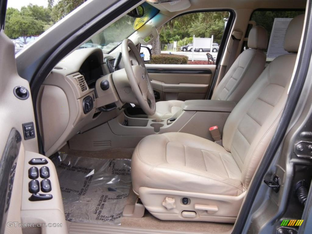 2002 Ford Explorer Interior Parts