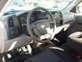 2011 Black Chevrolet Silverado 1500 LS Regular Cab  photo #7