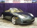 Dark Teal Metallic 2004 Porsche 911 Gallery