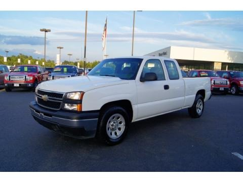 2006 Chevrolet Silverado 1500 Extended Cab Data, Info and Specs