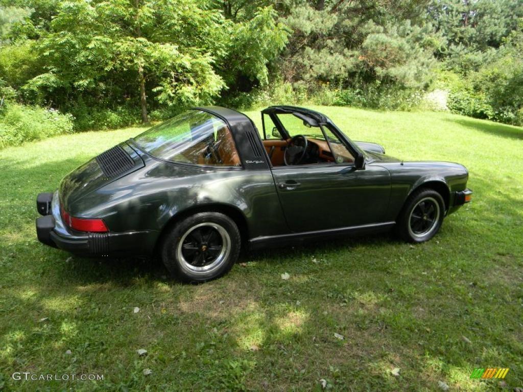 1978 Oak Green Porsche 911 Sc Targa 52725227 Photo 5