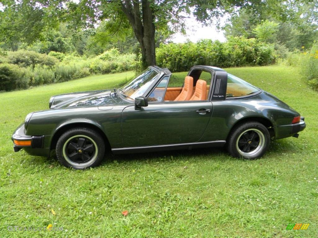 Oak Green 1978 Porsche 911 Sc Targa Exterior Photo 52800032 Gtcarlot Com