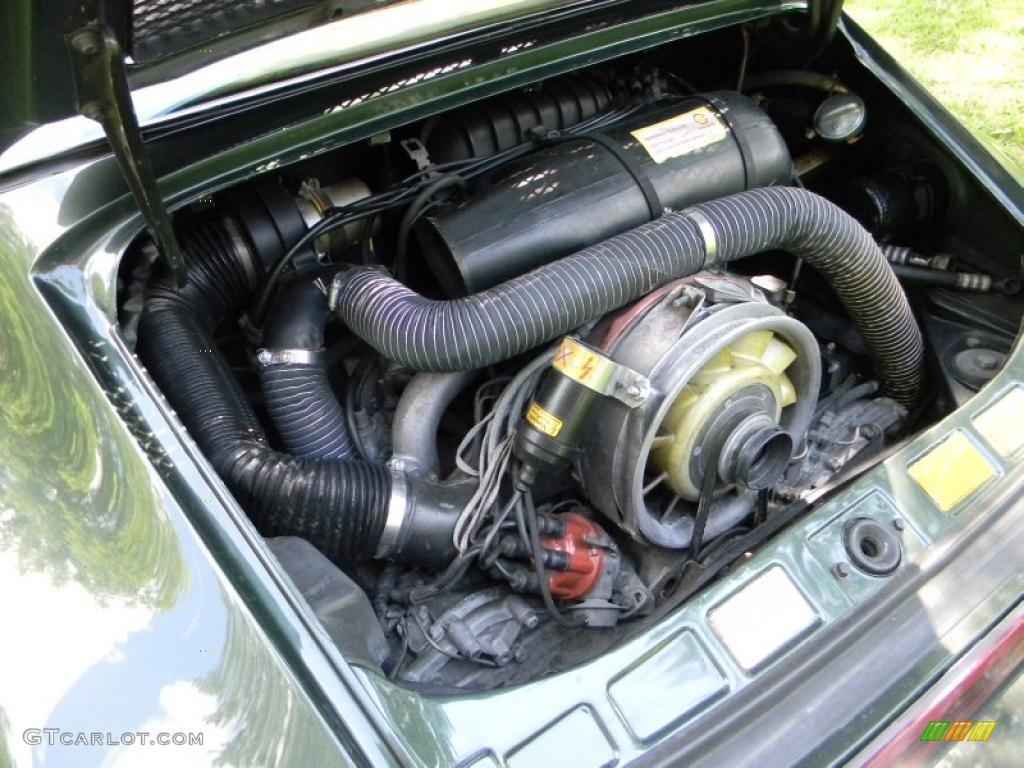 1978 Porsche 911 Sc Targa 3 0 Liter Sohc 12 Valve Flat 6 Cylinder Engine Photo 52800332