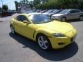 Lightning Yellow 2004 Mazda RX-8 Gallery