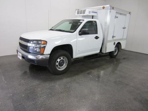 2007 chevrolet colorado work truck regular cab chassis data info and specs. Black Bedroom Furniture Sets. Home Design Ideas