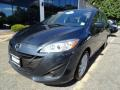 Metropolitan Gray Metallic - MAZDA5 Sport Photo No. 1
