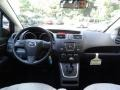 Dashboard of 2012 MAZDA5 Sport