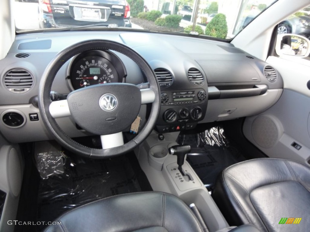 Black interior 2003 volkswagen new beetle glx 1 8t for New beetle interieur