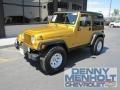 2003 Inca Gold Metallic Jeep Wrangler Rubicon 4x4 #52809116