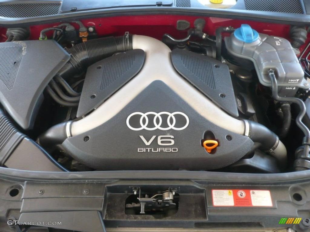 2002 Audi A6 2 7t Quattro Sedan 2 7 Liter Twin