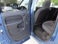 2002 Atlantic Blue Pearl Dodge Ram 1500 SLT Quad Cab 4x4  photo #6