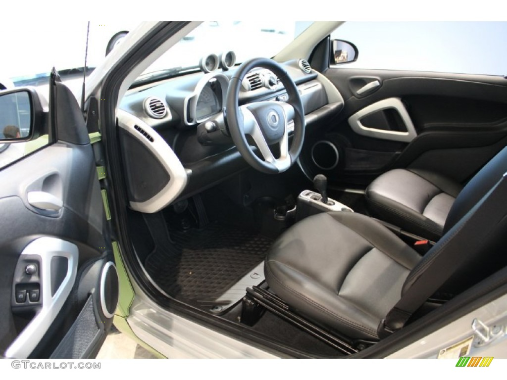 2011 smart fortwo passion coupe interior photo 52835787. Black Bedroom Furniture Sets. Home Design Ideas