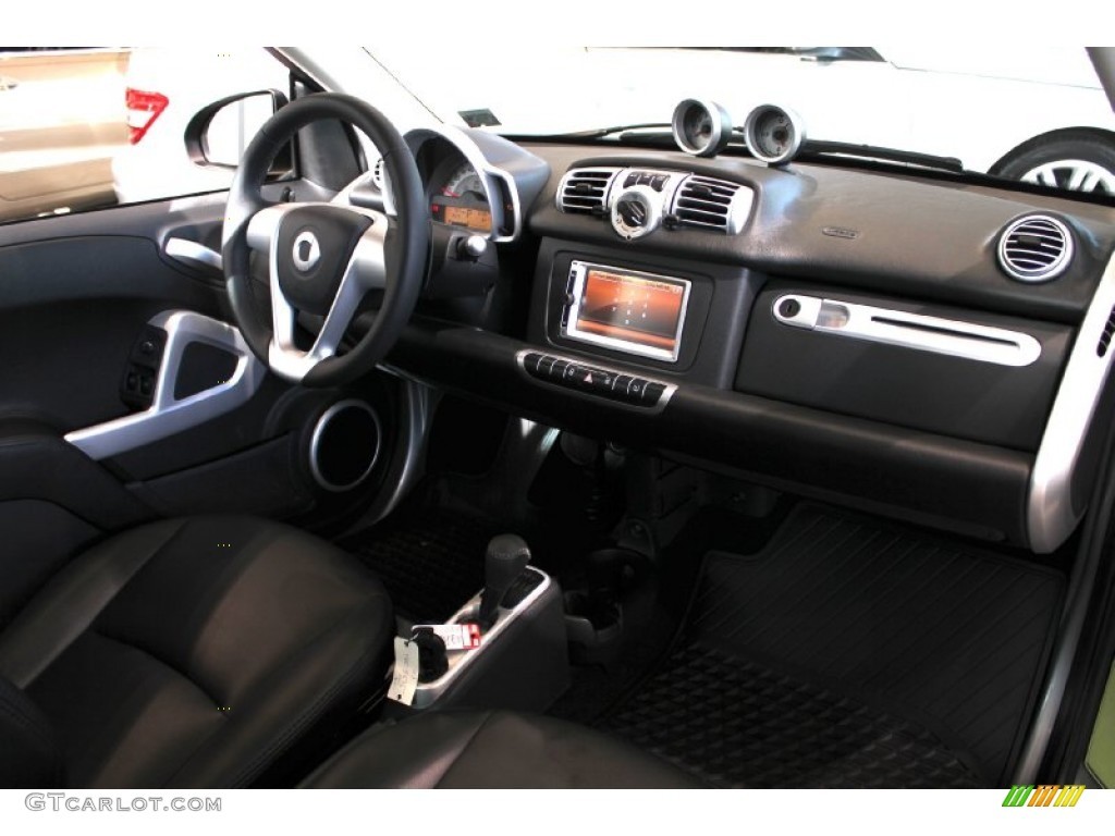 2011 smart fortwo passion coupe interior photo 52835799. Black Bedroom Furniture Sets. Home Design Ideas