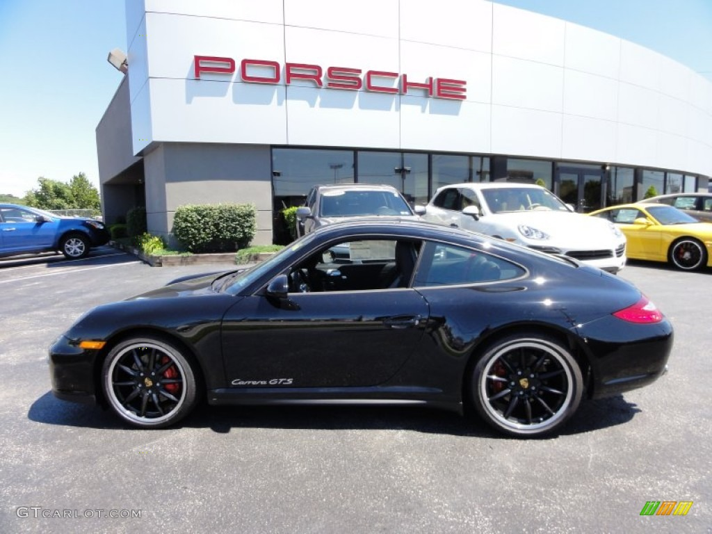 Black 2012 Porsche 911 Carrera Gts Coupe Exterior Photo 52840413 Gtcarlot Com