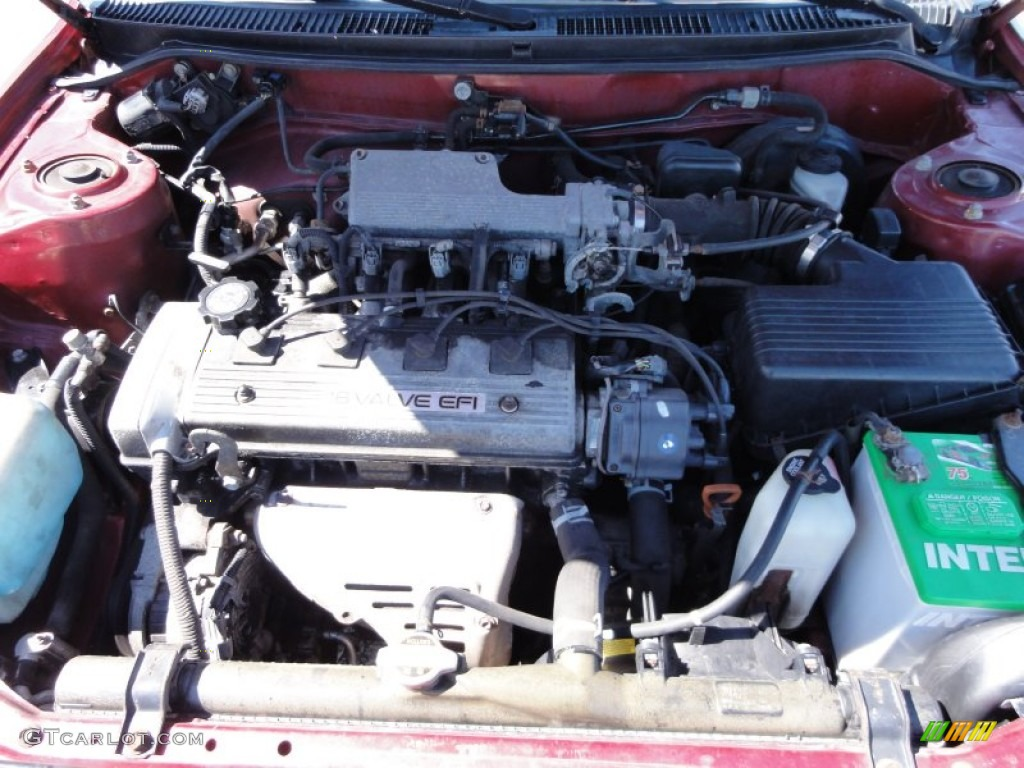 1992 Toyota Corolla 1 8 Dx Related Infomation